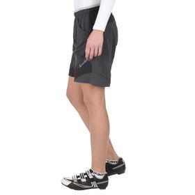 Shorts Endura Firefly negro para mujer